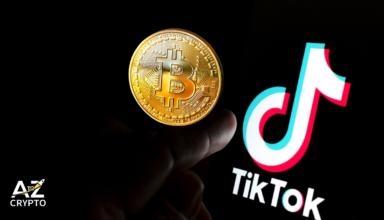 tiktok cryptocurrency