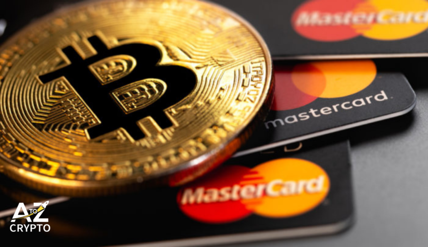 mastercard cryptocurrency card